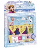 Frozen stickervellen