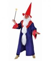 Gandalf mantel in de kleur blauw