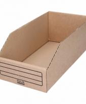 Garage schuur opslag sorteer bakjes 15 x 30 cm