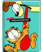 Garfield vriendenboek