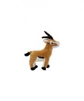 Gazelle knuffelbeest 33 cm