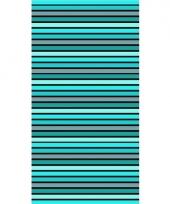 Gekleurd streepjes strandlaken marbella 90 x 170