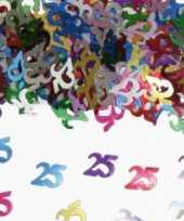 Gekleurde confetti 25