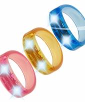 Gekleurde lichtgevende armband