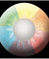 Gekleurde uv funlenzen