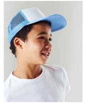 Gekleurde vintage baseball cap voor kinderen