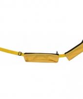 Gele reis heuptas met 2 vakjes 80 107 cm