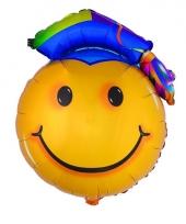 Geslaagd ballon met helium 67 cm
