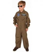 Gevechtspiloot kostuums voor kinderen
