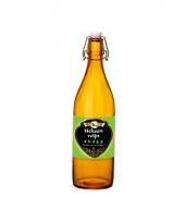 Giara fles voor heksen wijn