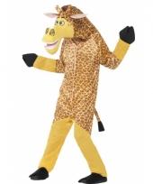 Giraffe pakken melman voor kinderen