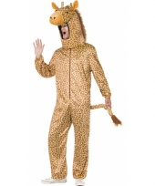 Giraffen pakken voor dames en heren