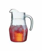 Glazen sapkan 1 3 liter