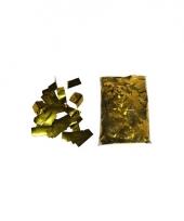 Glinsterende gouden confetti 1 kilo