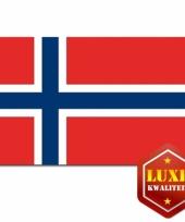 Goede kwaliteit vlag noorwegen