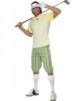 Golfer pak voor heren