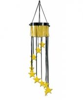 Gouden hangdecoratie 90 cm