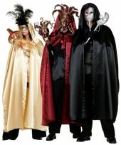 Gouden heksen mantel voor volwassenen