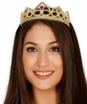 Gouden kroontje voor prinsessen