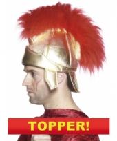 Gouden romeinse helm 10049669
