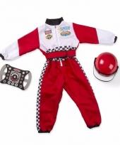 Grand prix race kleding voor kids