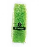 Groene bio confetti in water oplosbaar 10071263