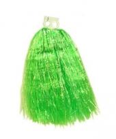 Groene cheerball 33 cm