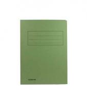 Groene dossiermappen voor a4