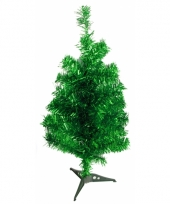 Groene kunstkerstboom 50 cm