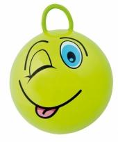 Groene skippybal voor kinderen 45 cm