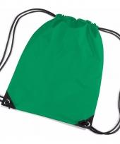Groene tasjes voor kinderen