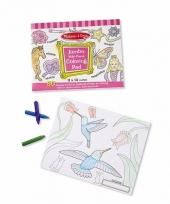 Groot kleurboek voor meisjes 10091001