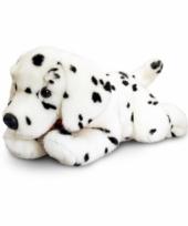 Grote dalmatier honden knuffel 50 cm