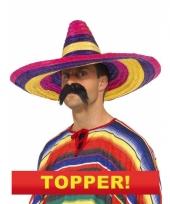 Grote mexicaanse sombrero 10049666