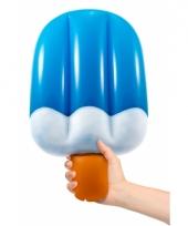 Grote opblaas ijsje 50 cm