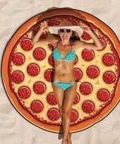 Grote pizza roundie 150 cm