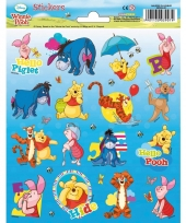 Grote stickers winnie de pooh