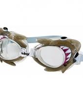 Haai duikbril voor kinderen