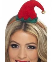 Haarband met elfen muts