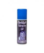 Haarspray voor uv blacklight