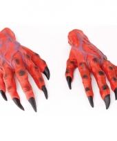Halloween accessoires handen set