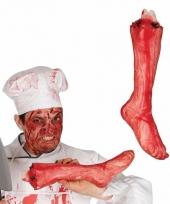 Halloween afgehakte benen 40 cm