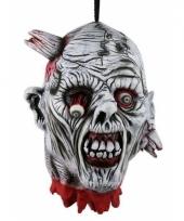 Halloween hang hoofd 30 cm
