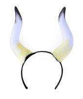 Halloween hoorns hoofdband