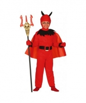Halloween kostuum duivel voor kinderen