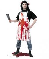 Halloween schort bebloed