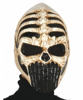Halloween skeletten masker voor volwassenen
