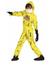 Halloween zombie kostuum voor kinderen