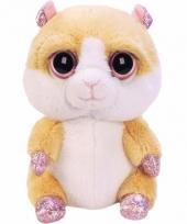 Hamster knuffeltjes 15 cm