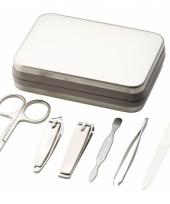 Handverzorging manicure set 6 delig